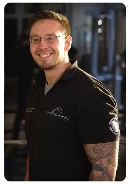 Henning Kanitz  - Staatlich geprüfter Physiotherapeut,  Personal Trainer,  Food Coach